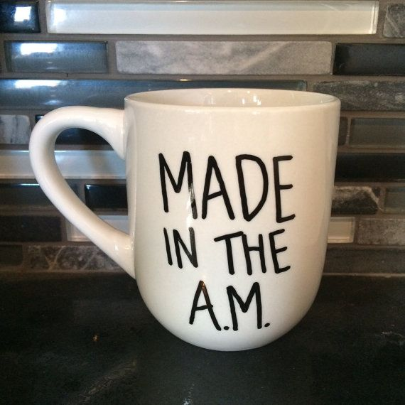 One Direction Made in the A.M. Mug