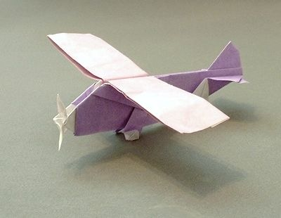 Origami Airplanes 2 | Gilad's Origami Page