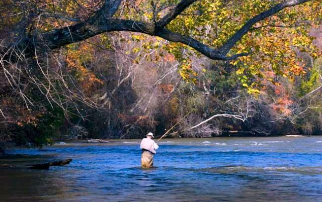 """The Chattahoochee River National Recreation Area in #Georgia has been named one of the """"Best U.S. National Parks"""" by Green Global Travel!"""