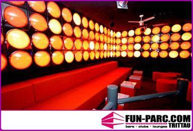 cool nightclub lighting design