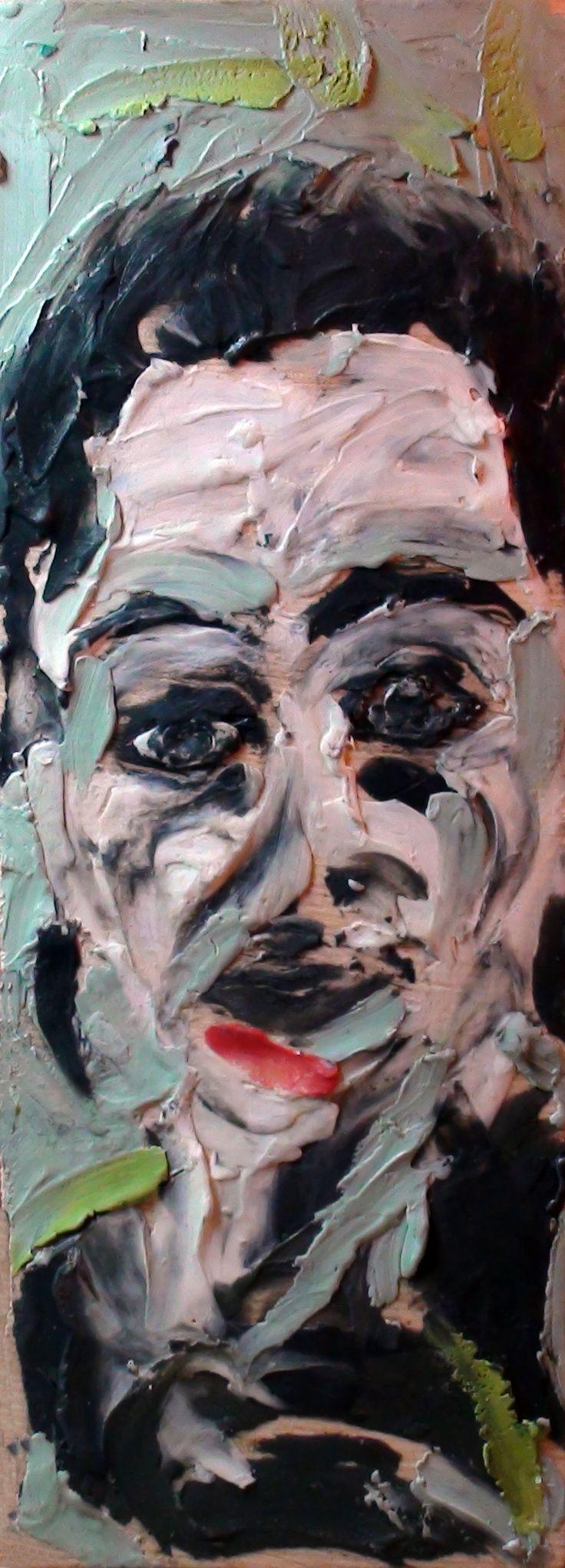 Plastcine Art - A woman's face