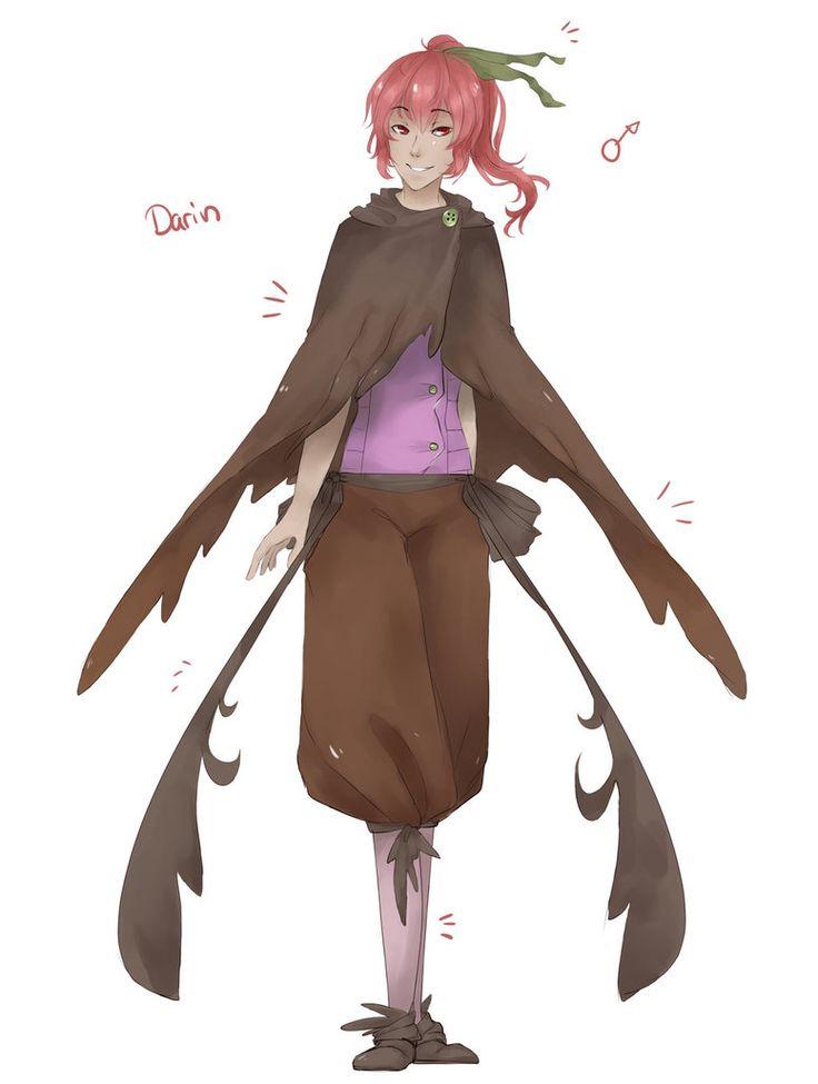 dragalge gijinka darin by jellyenvy weapona pokemon