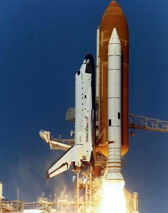 how was nasa space shuttle challenger designer - photo #10