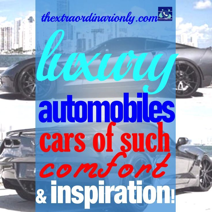 Anyone can attain the level of enjoying any luxury automobile or car of such comfort and ins… in 2021 | Pinterest business strategy, Skills to learn, Small business success