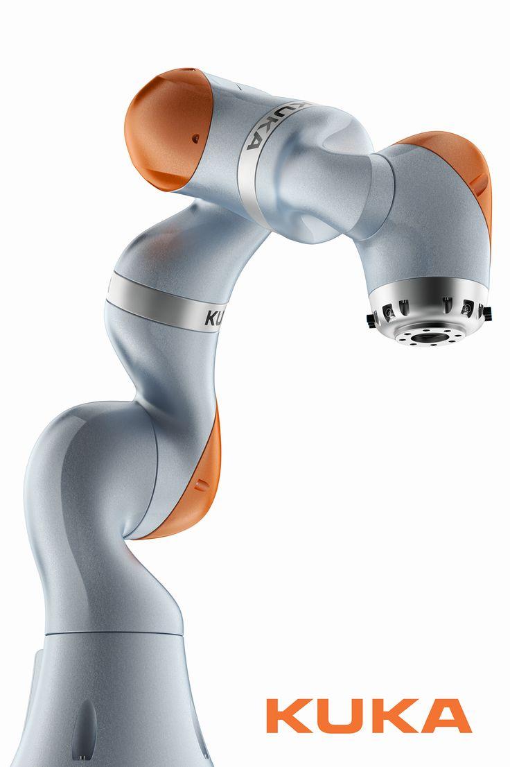 3d model kuka roboter on behance
