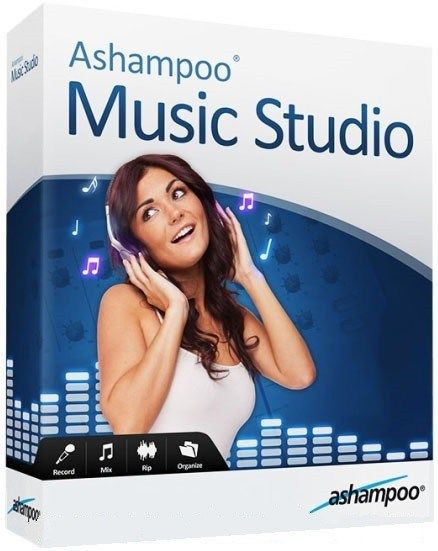 Ashampoo Music Studio 2017 Crack + Serial Key Full Free is all-in-one music software solution let you to play, manage, analyze, record, edit, produce music.