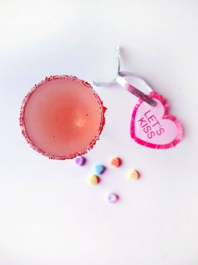 Conversation Hearts Vodka The craft & The cocktail