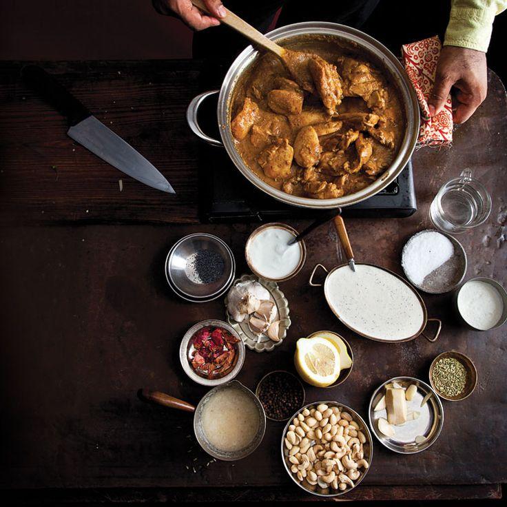 Murgh Korma (Creamy Chicken Curry) Recipe - Saveur.com