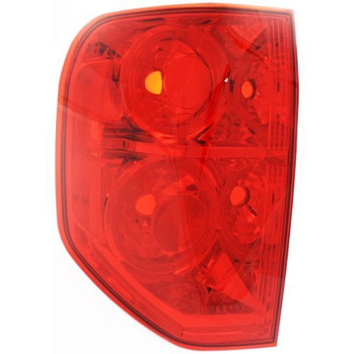 honda pilot brake light change