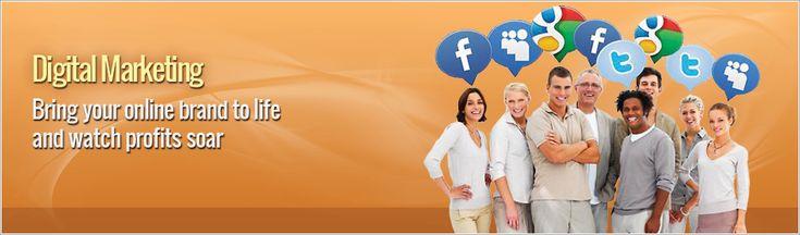 Digital & Social Media Marketing and SEO Work