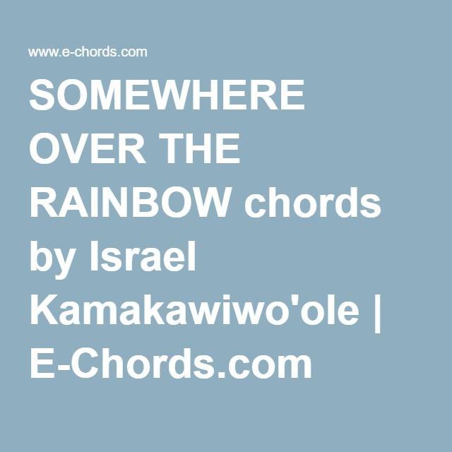 Best 25+ Rainbow Chords Ideas On Pinterest