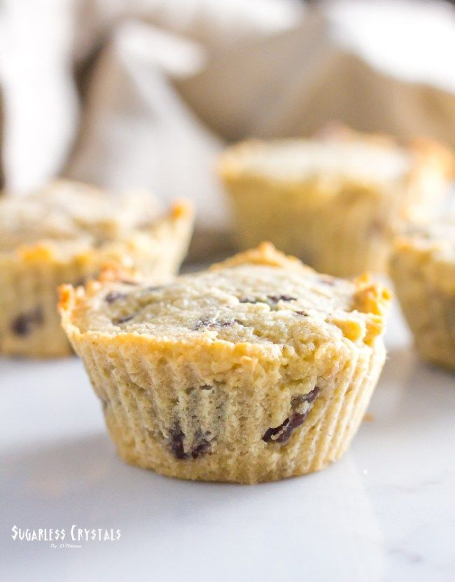 Keto Pecan Pie Muffins Grain Free Low Carb Sugar Free