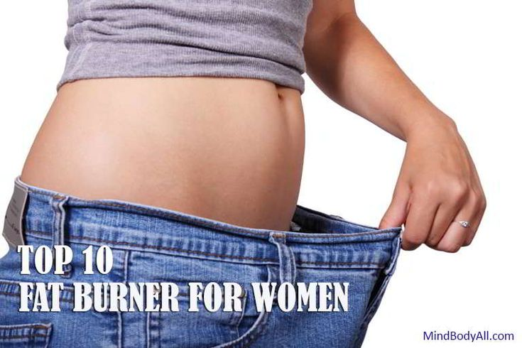 What's the Best Fat Burner for Women on the Market Today