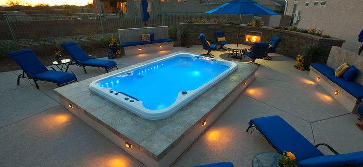 10 Best Swim Spas Images On Pinterest Spa Images Spa