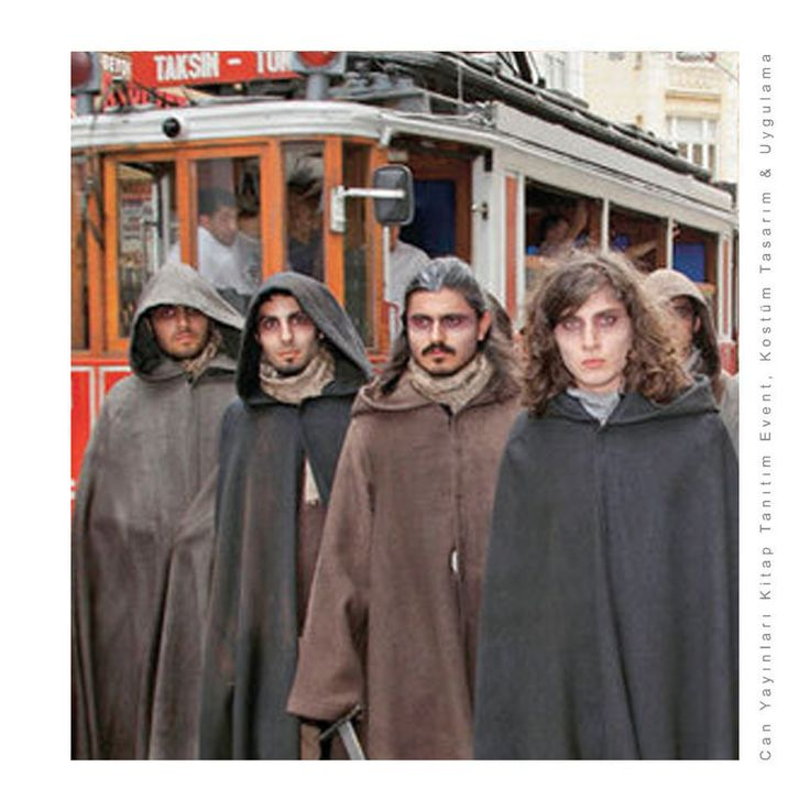 Book Presentation / Costume Design / Designed by Derya İnci