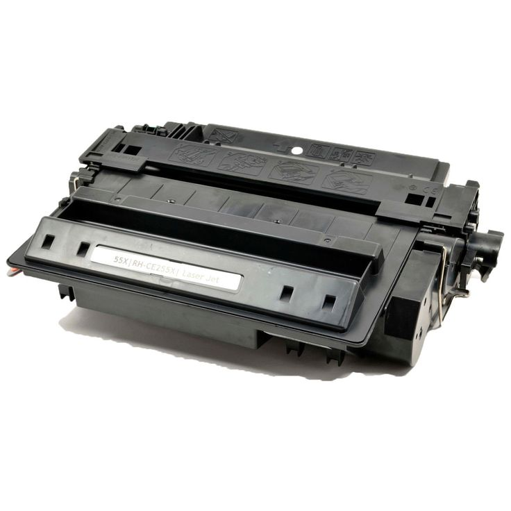 N 1PK Compatible HP CE255X HP 55X Toner Cartridge For HP LaserJet P3010 P3015 P3015d P3015dn P3015x P3016