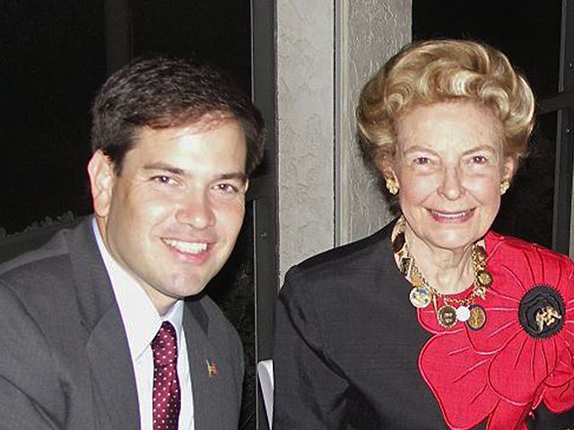 Phyllis Schlafly Issues Rubio Betrayal Memo