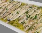 ALICI MARINATE CON IL LATTE - www.iopreparo.com Facili da preparare e ottime in ogni occasione: un antipasto stuzzicante, fresco e appetitoso. Tipico del meridione d'Italia.