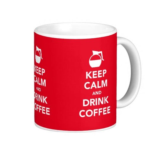 Keep calm and drink coffee mug  #keepcalm #drinkcoffee #coffee #mug