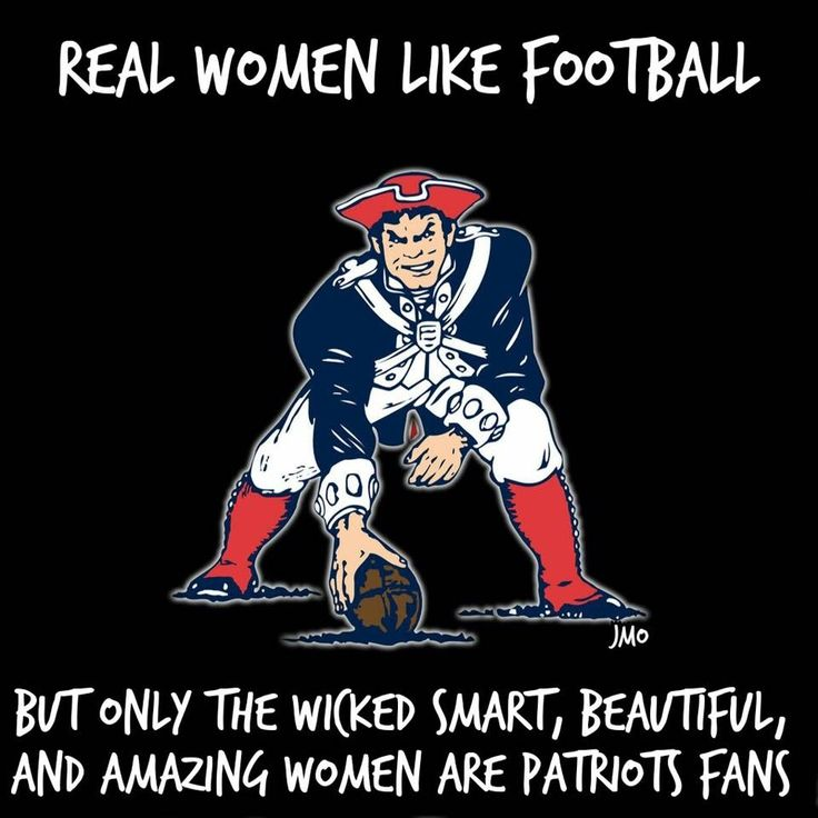 I may not watch all the games but my family is from Massachusetts and New Hampshire so no matter where I live I'll always want the Patriots to win!! ❤