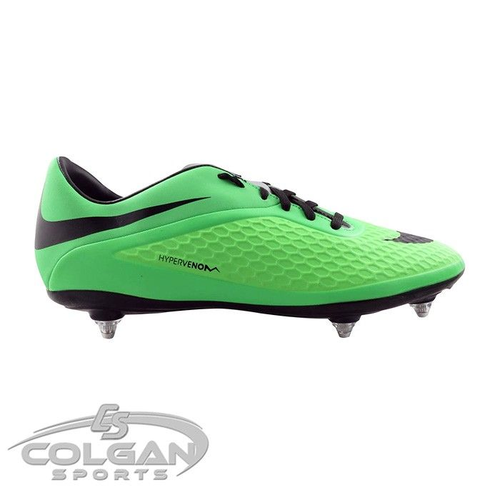 Nike Hypervenom Phelon SG (Kids): The Nike HYPERVENOM Phelon Soft-Ground  Football