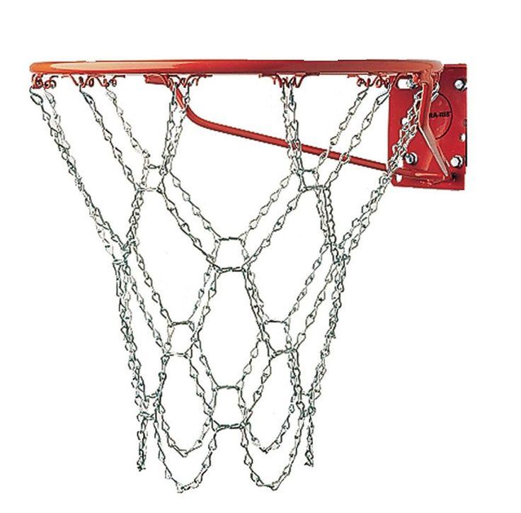 Basketball Chain Net Indoor Outdoor Hoop Rim Heavy Duty Metal Steel Link Sport #ChampionSports