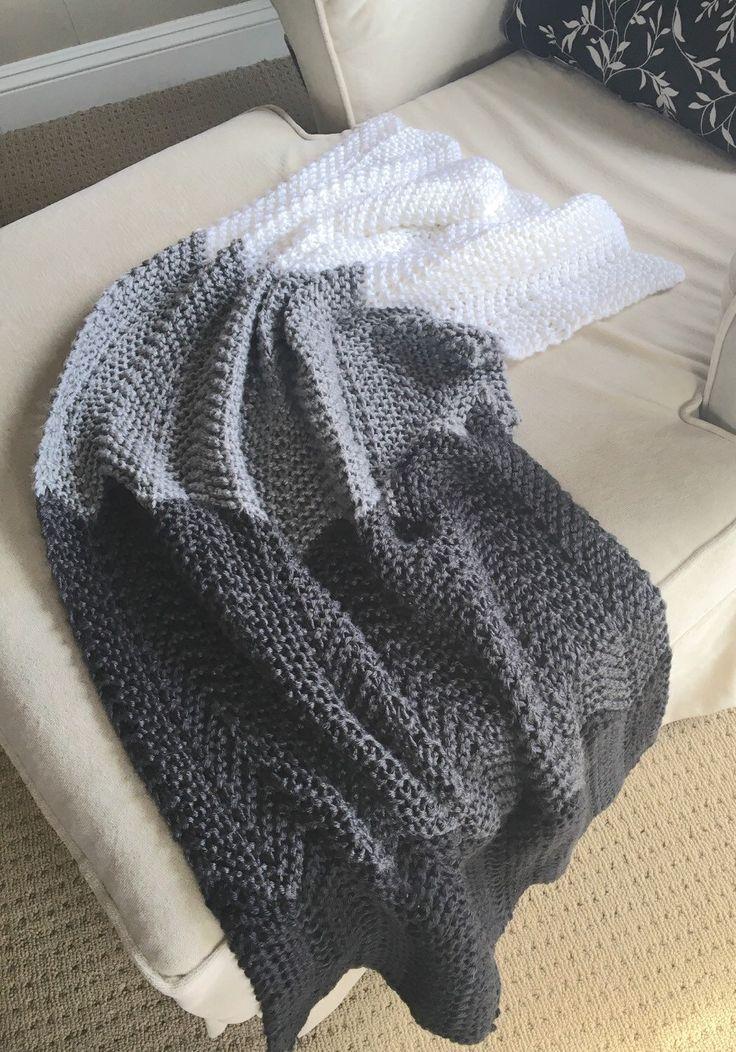 Best 25 Modern Crochet Blanket Ideas On Pinterest