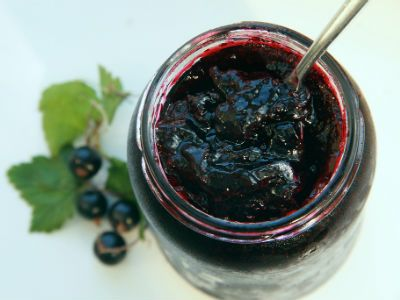Blackcurrant Jam Simple and delicious Jam. Use as desired.