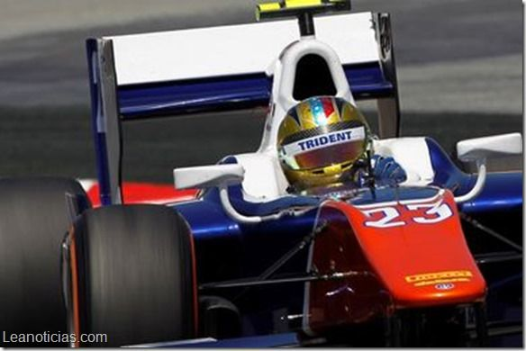 Johnny Cecotto podría despedirse de la GP2 Series - http://www.leanoticias.com/2014/05/12/johnny-cecotto-podria-despedirse-de-la-gp2-series/