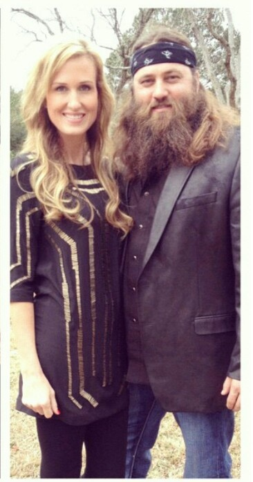 Willy and Korie Robertson