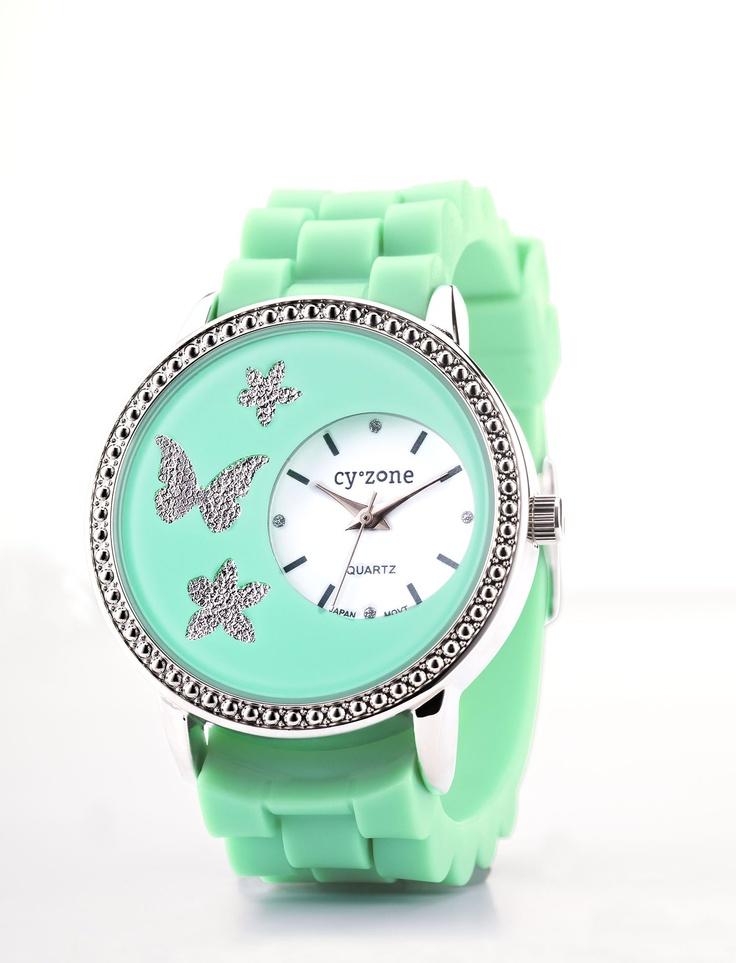 REloj Sky Breeze de Cyzone - Tu hora más fashion :) www.cyzone.com #primerasvecesbycyzon