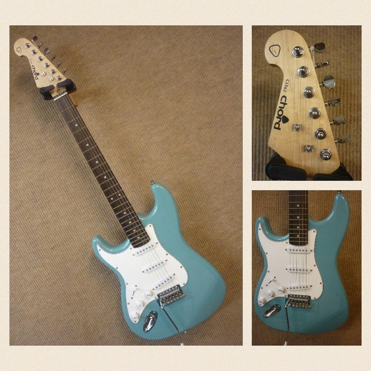 Chord Six String Left Handed Electric Guitar For Sale GBP10900