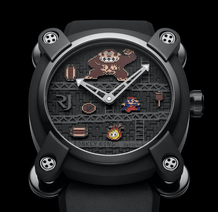 Romain Jerome Donkey Kong Watch - Perpetuelle