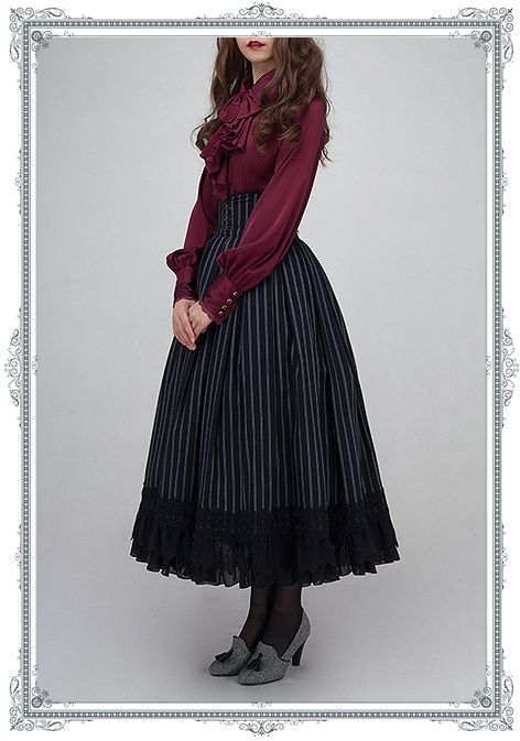 Jewelry in Sunrise Christmas Concerto set preorder - skirts, vest, blouse