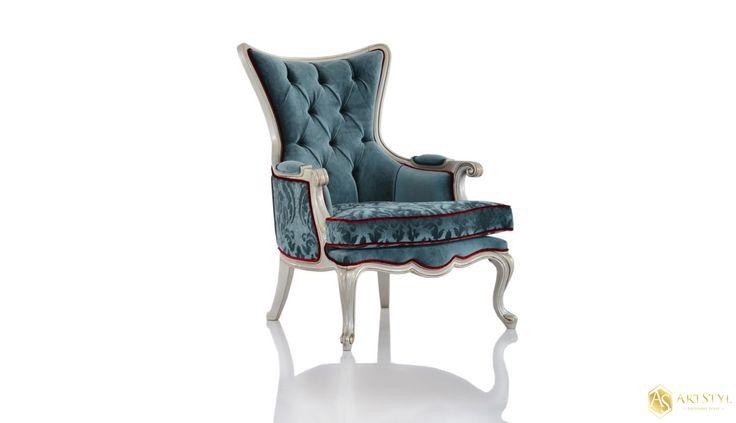 Stylowy Fotel Borromini