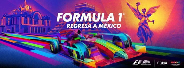 OCTUBRE 30-NOV 1 2015 formula 1 en mexico