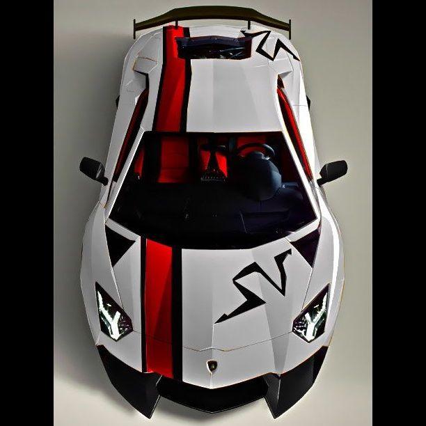 Lamborghini Aventador SV, 2013 Hot Like Fire!