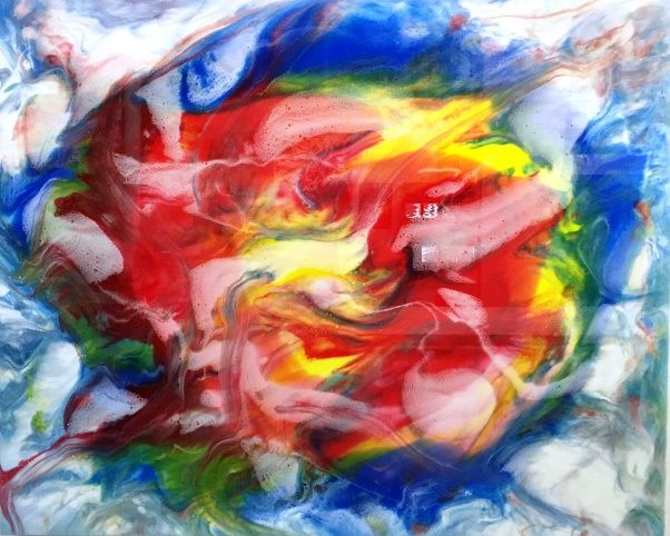 Resin Artwork