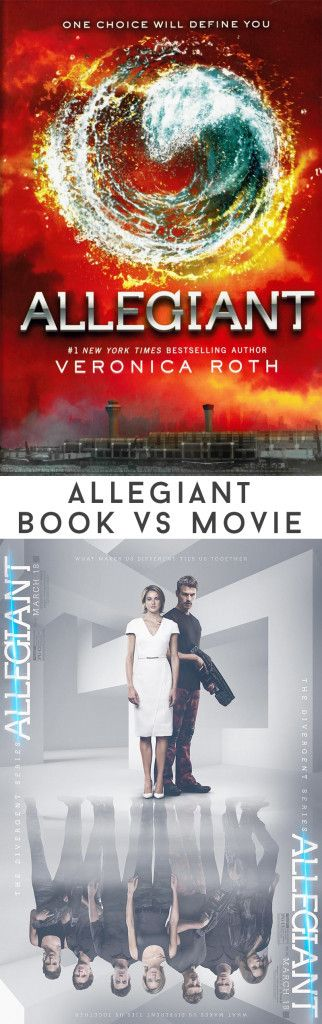 The Divergent Series Has Gone Completely Divergent - Allegiant Review Differences between the Allegiant book & movie.