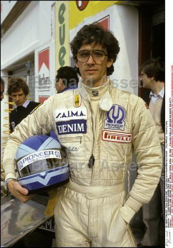 Riccardo Paletti 1958-1982