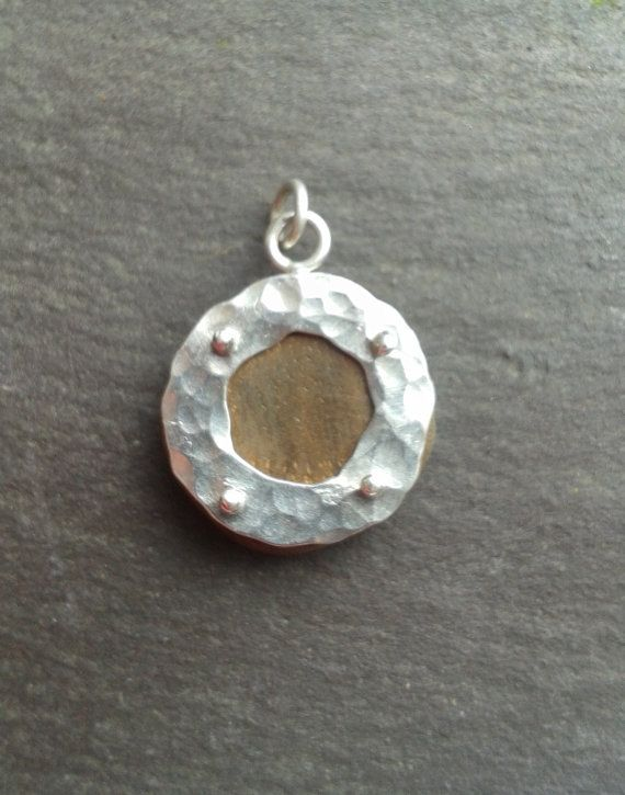 Handmade Pontfadog Oak & 925 Sterling Silver by OakanSilver