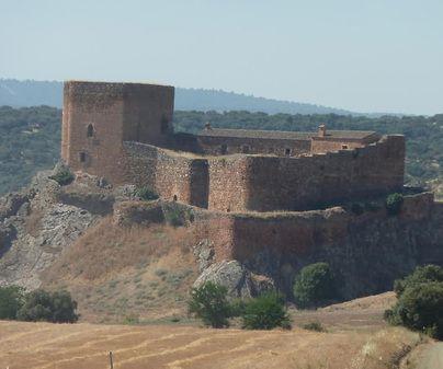 Visita Castillo de Montizón   TCLM ciudad Real España
