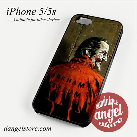 The Joker Arkham Asylum Phone case for iPhone 4/4s/5/5c/5s/6/6 plus