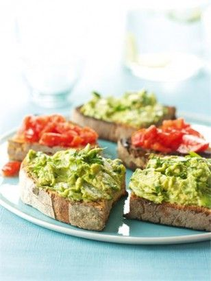 Would eat this every day if I could :) BREAKFAST BRUSCHETTA | Recipes | Nigella Lawson