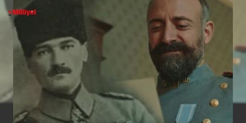 Vatanım Sensin yapımcısından Atatürk açıklaması : Başrollerinde Halit Ergenç ve Bergüzar Korelin yer aldığı dizinin 3. bölümünde 10 Kasıma özel çekilen Atatürk sahnesinin büyük başarı elde etmesinin ardından Atatürk karakterini diziye dahil etme kararı aldıkları aldıkları iddia edilmişti.YAPIMCIDAN AÇIKLAMABu gelişmenin ardından herke Vatanı... http://www.haberdex.com/magazin/-Vatanim-Sensin-yapimcisindan-Ataturk-aciklamasi/104325?kaynak=feed #Magazin #Atatürk #aldıkları #ardın #dahil #etme