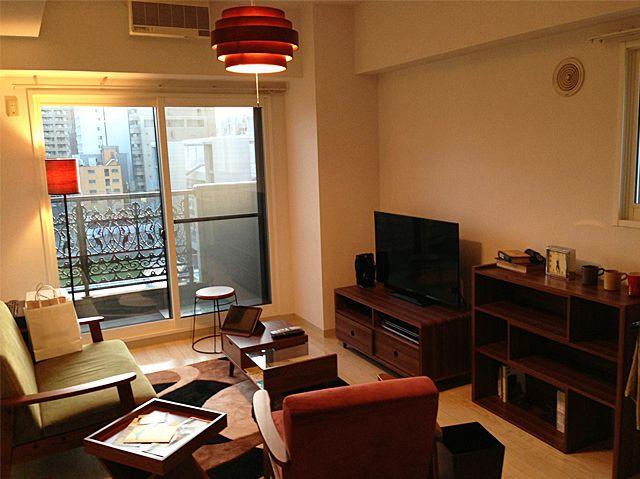 ブラウンを中心にまとめたカフェ風のお部屋家具・インテリア通販のNOCE