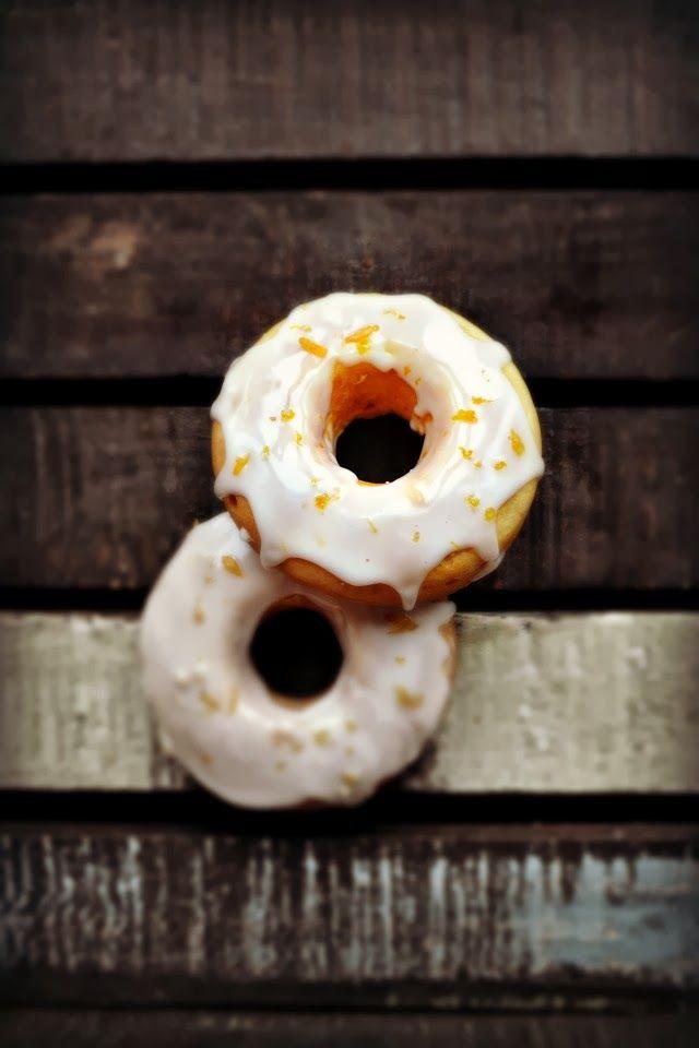 Glazed Cake Doughnuts Bakeaholic Mama, Donuts Recipe, Grapefruit Glaze ...