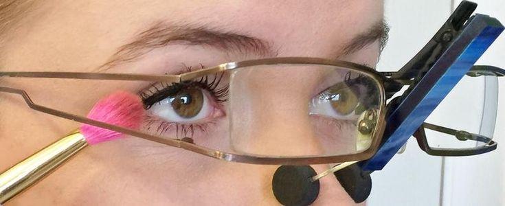 Gamechanging eye makeup tool for glasses wearers specsup