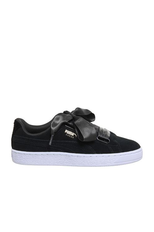 **Suede Heart Trainers by Puma supplied by Office