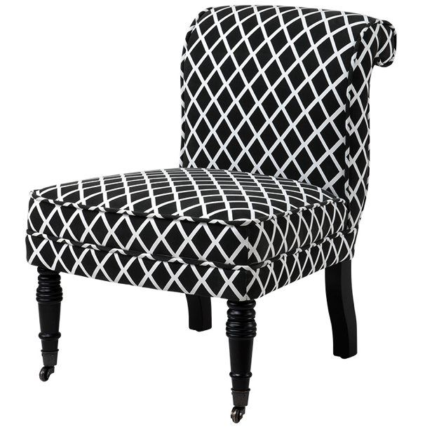 Barceau chair in 5 different finishes. 25% off www.thecurtainbar.com